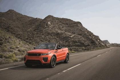 2015 Land Rover Range Rover Evoque convertible 11