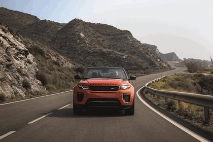2015 Land Rover Range Rover Evoque convertible 13
