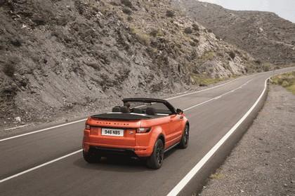 2015 Land Rover Range Rover Evoque convertible 14