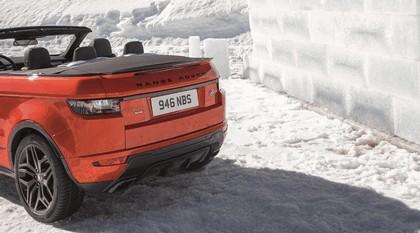 2015 Land Rover Range Rover Evoque convertible 24