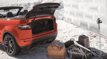2015 Land Rover Range Rover Evoque convertible 26