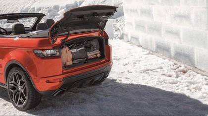 2015 Land Rover Range Rover Evoque convertible 27