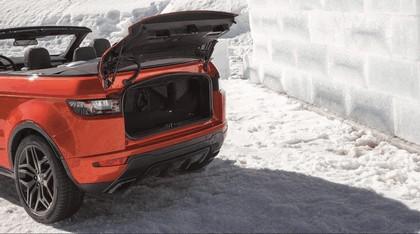 2015 Land Rover Range Rover Evoque convertible 28