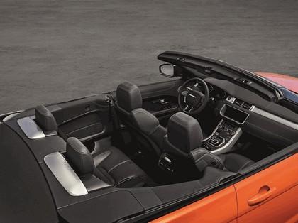 2015 Land Rover Range Rover Evoque convertible 29