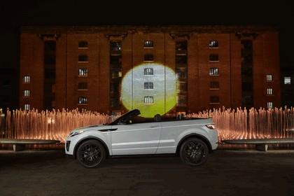 2015 Land Rover Range Rover Evoque convertible 35