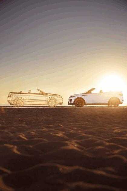2015 Land Rover Range Rover Evoque convertible 53
