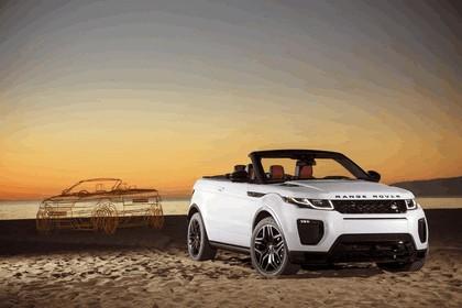 2015 Land Rover Range Rover Evoque convertible 57