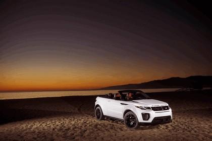 2015 Land Rover Range Rover Evoque convertible 59