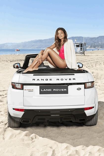2015 Land Rover Range Rover Evoque convertible 64
