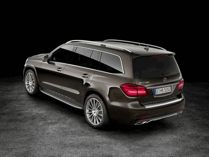 2015 Mercedes-Benz GLS 500 4Matic 2