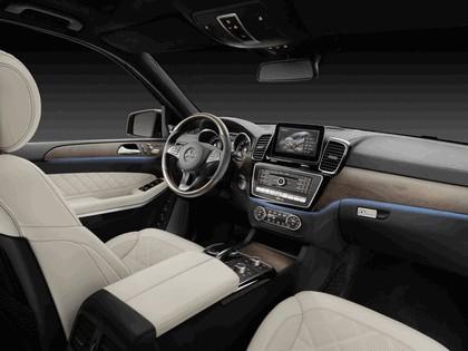 2015 Mercedes-Benz GLS 500 4Matic 5