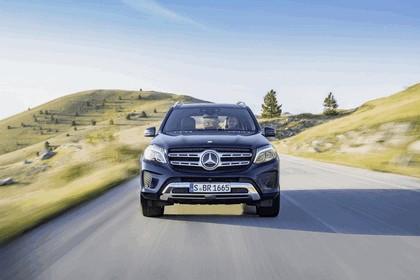 2015 Mercedes-Benz GLS 350d 4Matic 3