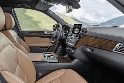 2015 Mercedes-Benz GLS 350d 4Matic 8
