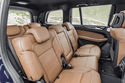 2015 Mercedes-Benz GLS 350d 4Matic 10