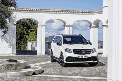 2015 Mercedes-AMG GLS 63 5