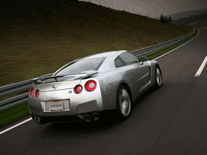 2007 Nissan GT-R 5