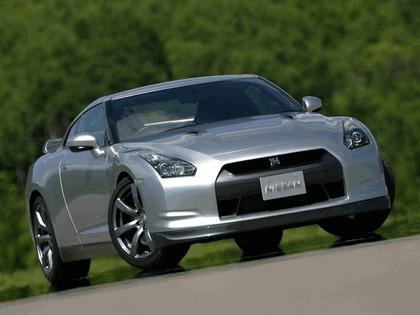 2007 Nissan GT-R 9