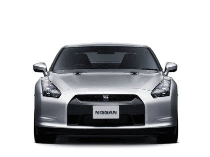 2007 Nissan GT-R 19