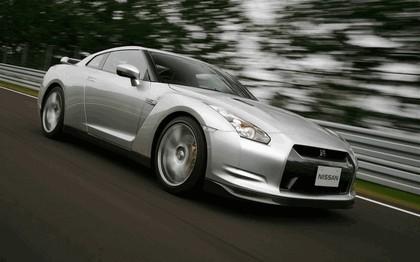 2007 Nissan GT-R 62