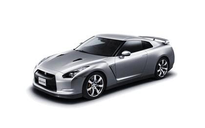 2007 Nissan GT-R 76