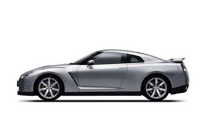 2007 Nissan GT-R 80