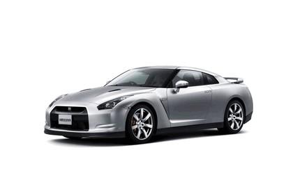 2007 Nissan GT-R 81