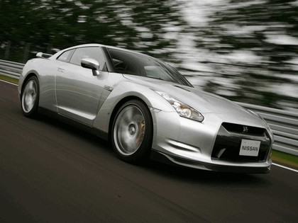 2007 Nissan GT-R 121