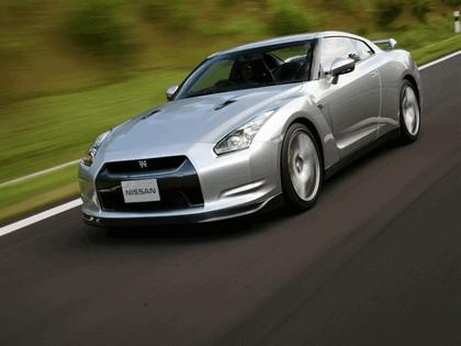 2007 Nissan GT-R 122