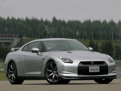 2007 Nissan GT-R 123