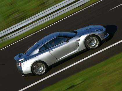 2007 Nissan GT-R 124