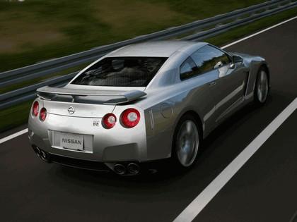 2007 Nissan GT-R 127
