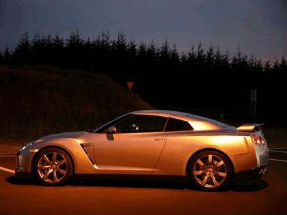 2007 Nissan GT-R 128