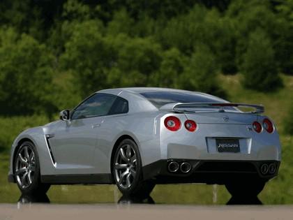 2007 Nissan GT-R 129