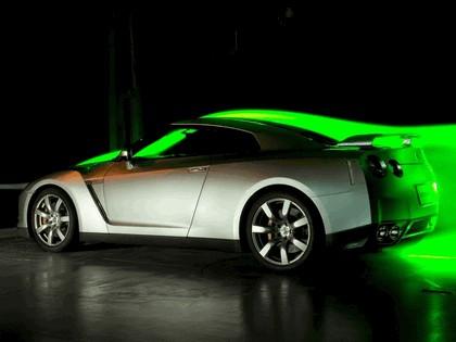 2007 Nissan GT-R 132