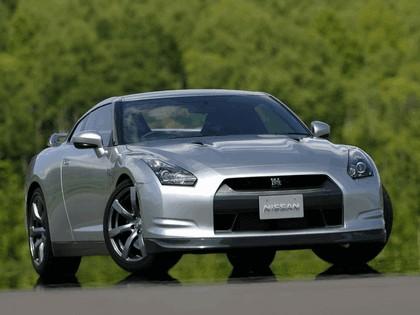 2007 Nissan GT-R 133