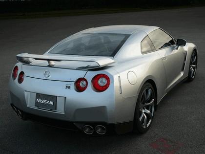 2007 Nissan GT-R 134