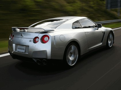 2007 Nissan GT-R 139