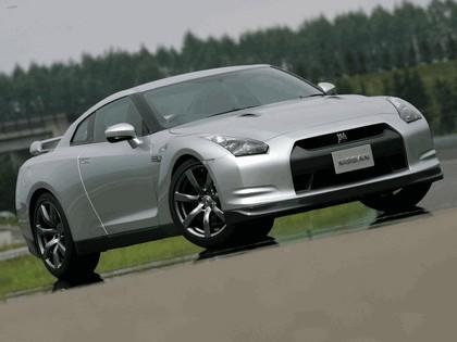 2007 Nissan GT-R 143