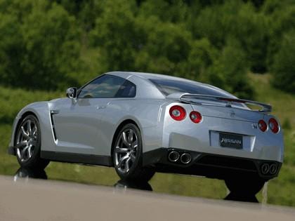 2007 Nissan GT-R 144