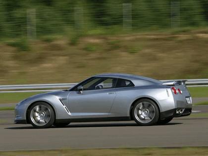 2007 Nissan GT-R 146