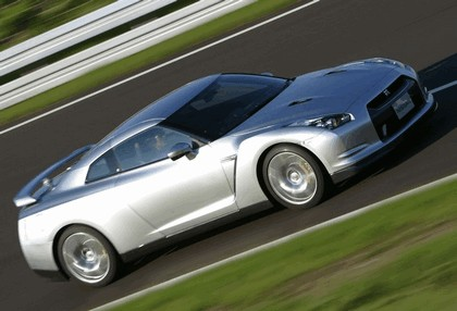 2007 Nissan GT-R 152