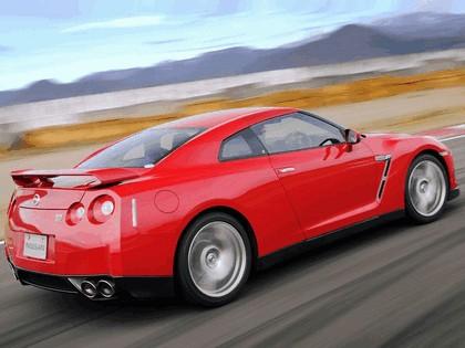 2007 Nissan GT-R 160