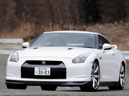 2007 Nissan GT-R 164