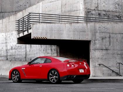 2007 Nissan GT-R 178