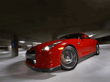 2007 Nissan GT-R 182