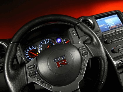 2007 Nissan GT-R 185