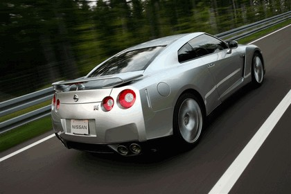 2007 Nissan GT-R 190