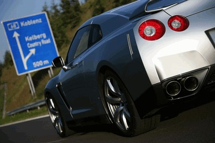 2007 Nissan GT-R 191