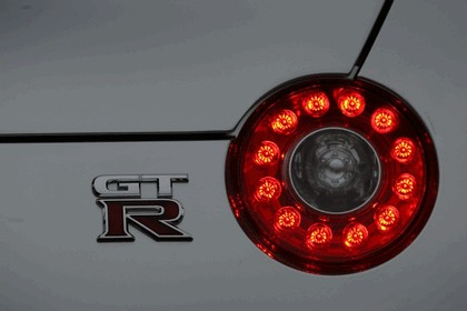 2007 Nissan GT-R 194