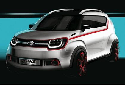 2015 Suzuki Ignis Trail concept 2